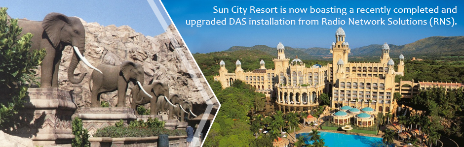 RNS delivers Sun City an upgraded DAS