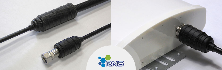 RNS to manufacture siliconerubber sealing boots
